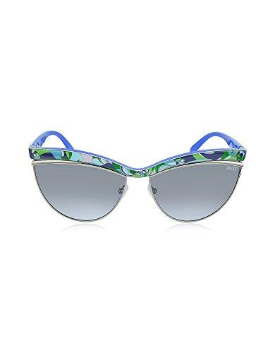 Emilio pucci occhiali da sole donna ep001089w acetato blu