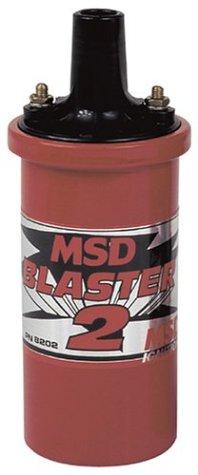 MSD Ignition Blaster 2 - Rouge Logement PN: