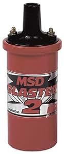 MSD Ignition Blaster 2 - Rouge Logement PN: 8202