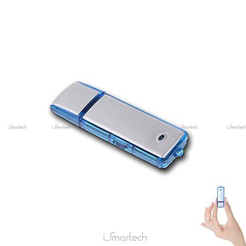 Pen Drive USB Diktiergerät 8GB Mini Audio Voice Recorder Flash Abhörgerät Wanze