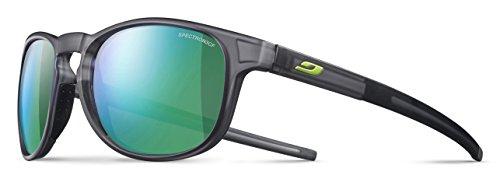 Julbo Resist Sonnenbrille Damen, Transparent Black/grün Preisvergleich