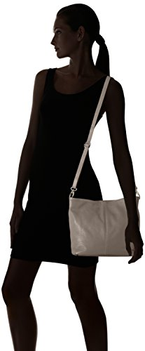 Bags4Less - Josy, Borse a spalla Donna Grigio (Dunkelgrau)