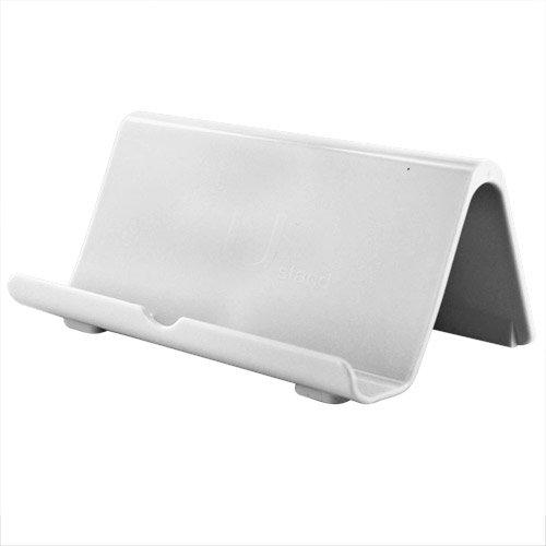 Skque® Compatible support vertical pour Manettes Poignée Gamepad de Nintendo Wii U, Blanc