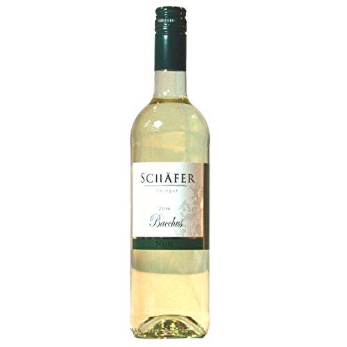 Bacchus süß   Weißwein   1 x 0,75 Liter Flaschen   Gutsabfüllung   Nahe   Kreuznacher Katzenhöll   Bad Kreuznach   Weingut Reinhard Schäfer   Traube Bacchus