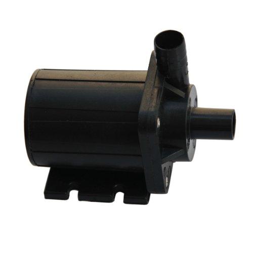 Aubig Ölpumpe Wasserpumpe Gartenpumpe Tauchpumpe Aquarienpumpe Solar 24V DC Bürstenlos Magnetische Treiber Pumpe DC40A-2460 1.2A 28.8W 720L/H 6M/19.5ft Pumpe-treiber