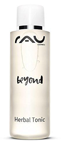RAU beyond Herbal Tonic 200 ml - Naturkosmetik Gesichtswasser aus dem Besten der Natur für einen Frischen und Klaren Teint