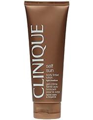 Clinique - SUN body tinted lotion light/medium 125 ml