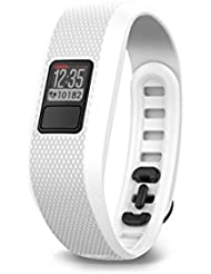 Garmin vívofit 3–Aktivitäts-Armbanduhr, unisex, weiß, reguläre Größe