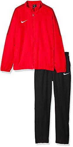 Nike Kids' Dry Academy18 Football Tracksuit, Unisex niños, Black/Anthracite/(White), XL