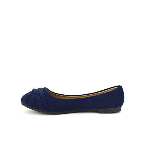 Cendriyon, Ballerine Color Blue CINK Chaussures Femme Bleu