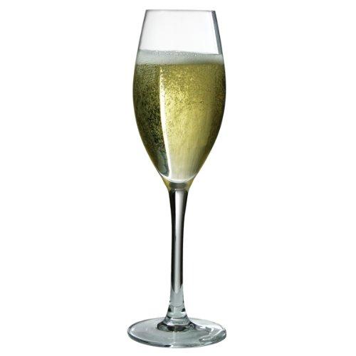 Flûte à champagne Arcoroc GL126 Malea, 220 ml (lot de 6)