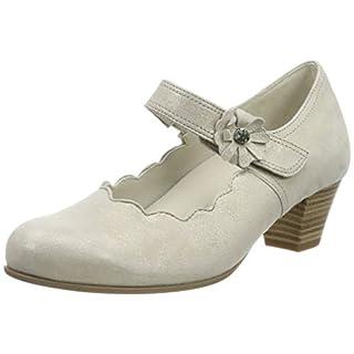 7105464804b9d7 Schuhe damen pumps beige kleiner absatz