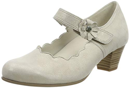 Gabor Shoes Damen Comfort Basic Pumps Beige (Muschel 14) 37.5 EU