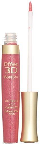 Bourjois Effet 3D Lipgloss - #46 Rose Lyric 7.5ml/0.2oz by Bourjois