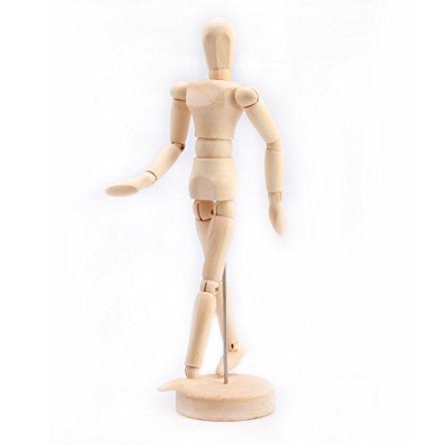Holz menschlichen Gelenken Mannequins (22cm)