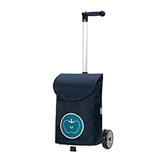 Andersen Shopper Unus und 39 Liter Tasche Hava türkis