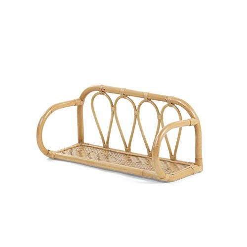 Childhome - Rattan Wandregal (Baby-zimmer-wand-regale)