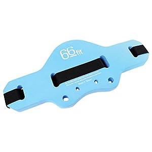 66Fit Aqua-Jogging-Schwimmgürtel (Erwachsene), Hydrotherapie, Schwimmhilfe