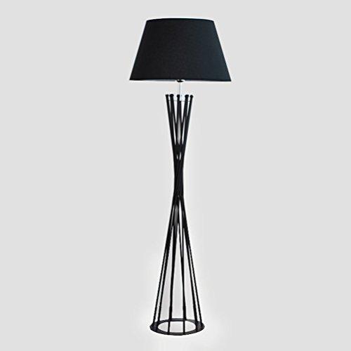 Nordic Wohnzimmer Schlafzimmer Einfache Stehleuchte Kreative Schmiedeeisen Home Vertikale Lampe 154x30 cm -