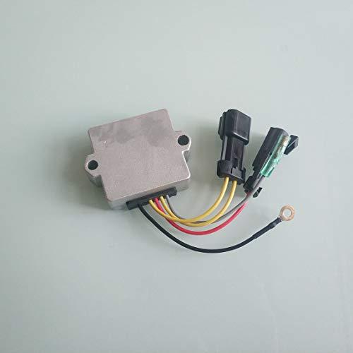 ZinFRaya R2060 3 Voltage Rectifier for Mercury Marine 6 WIRE W CONNECTORS  883072T2 Motorcycle Rectifier Accessories