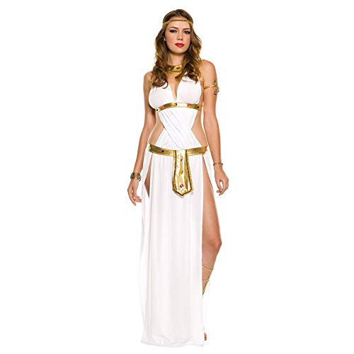 Cleopatra Kostüm Für Erwachsene - HYMZP Kostüm Damen, Karneval Cleopatra Kleid
