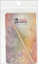 Bulk Buy: Leather Factory Perma Lok Lacing Needle Use with 3/32