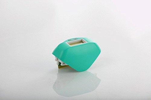 Epilateur/Epilateur lumière pulsée/Epilateur compact/TETE MOBILE de remplacement E FLASH/menthe à l'eau