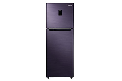 Samsung 253 L 2 Star Frost-free Double Door Refrigerator (RT28K3722UT,...