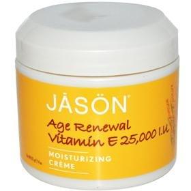 25000 Iu Vitamin (Jason Bodycare, Vitamin E 25000 Iu, 113g)