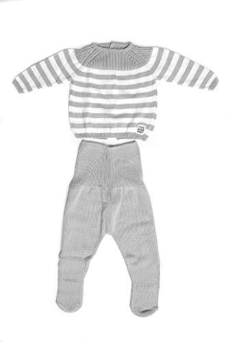 Minutus Ropa para bebés - Jersey y Polaina de Punto para Bebé...