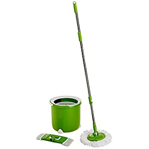 Scotch-Brite Jumper Spin Mop compact one Bucket Mop