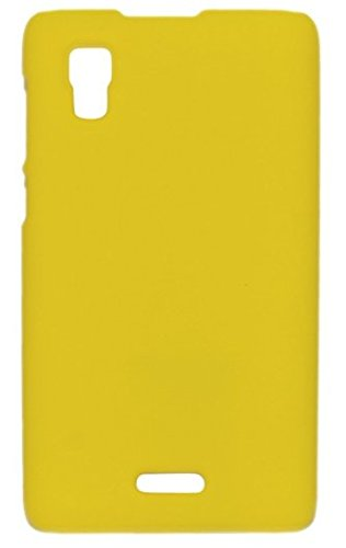 Tidel Ultra Thin and Stylish Rubberized Back Cover for Micromax A102 Canvas Doodle 3  available at amazon for Rs.149