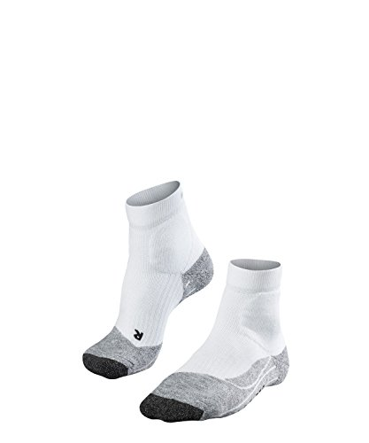 FALKE Damen Socken TE2 Short white-Mix 39-40