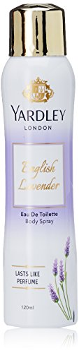 Yardley London - English Lavender EdT Spray for Women, 120ml