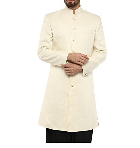 Yepme Men's Blended Sherwani - Ypmsrw0014-$p
