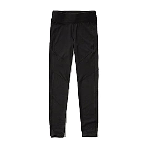 Abercrombie & Fitch Sport Leggings in Black - New Collection 2016 (Small)