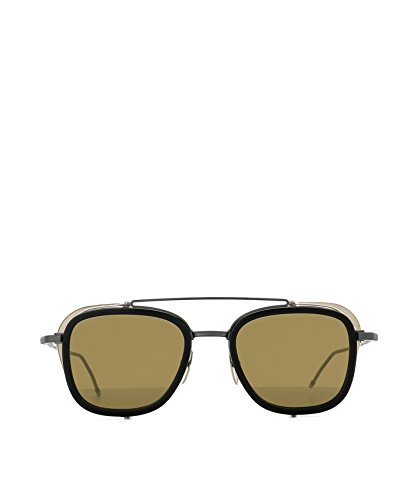 thom-browne-mens-tb808cblkgld51-black-steel-sunglasses
