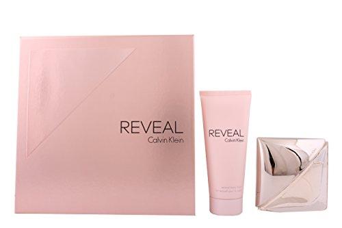 Calvin Klein Reveal Eau de Parfum Spray 50 ml & Body Lotion 100ml