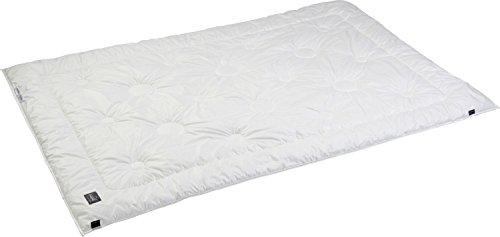 Schlafkult Leichtsteppbett weiß Größe 200x220 cm