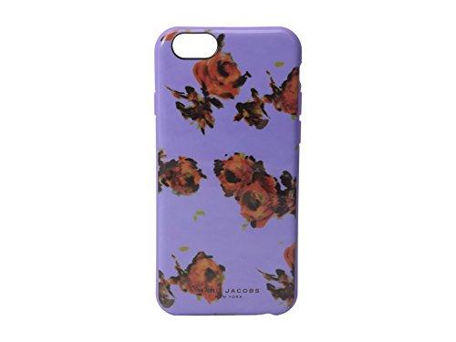 Marc Jacobs Fashion Designer-Schutzhülle für iPhone 6S - Einzelhandelsverpackung, Lila