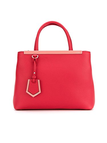 FENDI-WOMENS-8BH2533WLF04QJ-RED-LEATHER-HANDBAG