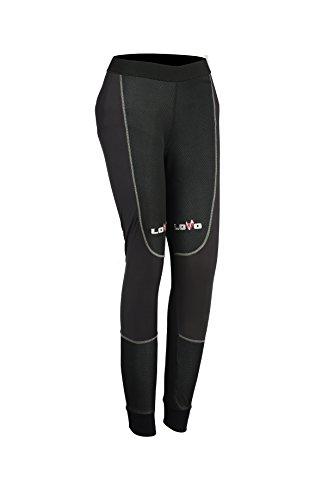 LOVO pantalones térmicos para moto de Mujer (M)