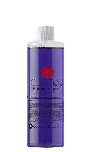 Liquido Acrilico monomero 500ml polvo Acrilico/Monomero