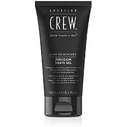 AMERICAN CREW PRECISION SHAVE - Gel de afeitar, 150 ml