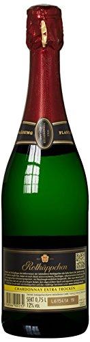 Rotkppchen-Sekt-Flaschengrung-Chardonnay-Extra-trocken-6-x-075l-Premiumsekt-aus-edlen-Weinen–zum-Anstoen-fr-besondere-Anlsse-Geburtstag-als-Geschenk