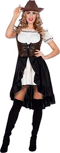Dance Kostüm Cowgirl - Wilbers & Wilbers Cowgirl Kostüm Cowboy Wilder Westen Damen Western Rodeo