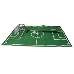 Alcoa Prime Novelty Toilet Bathroom Football Game Toy Set for Football Lovers Fans Gift