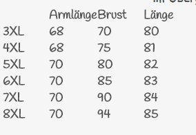 Hoody mit Druck in Anthrazit von Lavecchia in den Größen: 3XL-8XL Grau