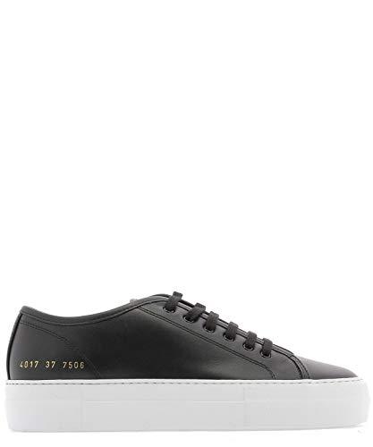 COMMON PROJECTS Damen 40177506 Schwarz Leder Sneakers