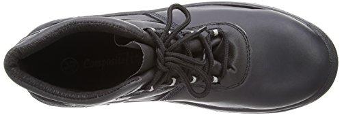 Portwest Compositelite Safety Boot S1, Chaussures de Sécurité Homme Noir (Black)